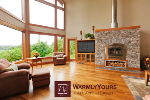 WarmlyYours Radiant Heating helps homeowners stay comfortably warm while keeping energy costs down