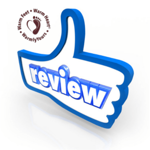 Give a review, get a review - a win/win situation