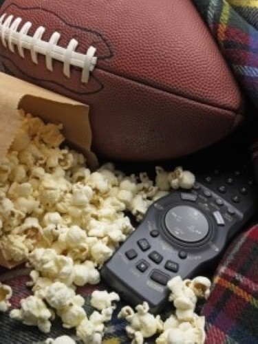 Getting your home theater in shape for the big opening game