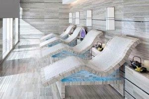 The Mandarin Oriental with electric radiant heat from WarmlyYours