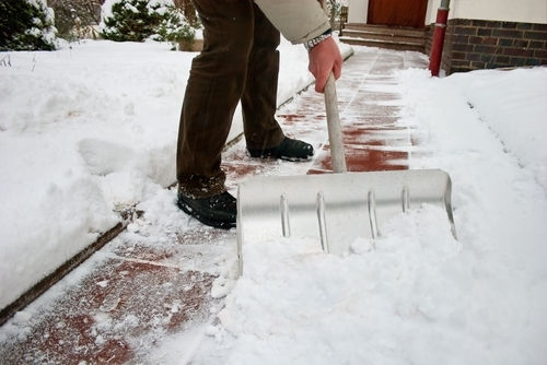 Thousands are injured each year while shoveling snow