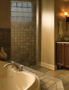 radiant heat in bathrooms