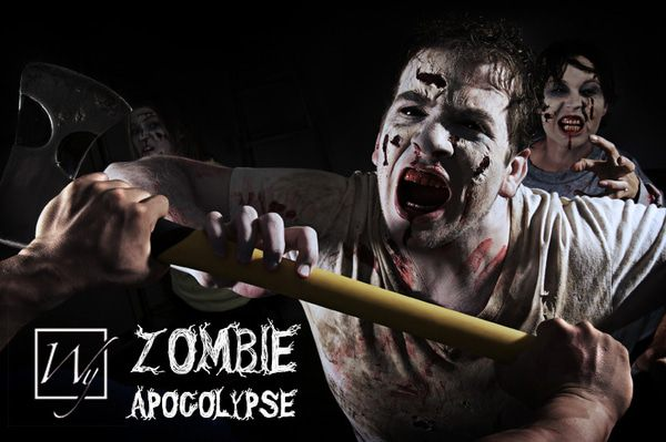 zombie apocalypse at WarmlyYours