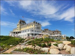 Ocean House in Rhode Island with Floor Heating