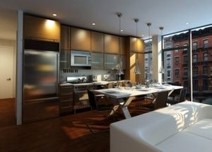 WarmlyYours radiant heating in Lux 74 condominiums