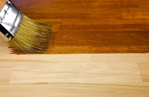 A little DIY advice for prepping to sand your wood floors