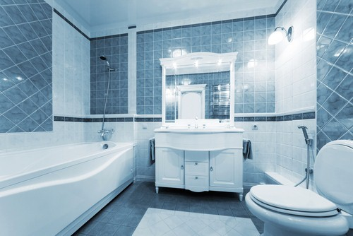 Transforming your bathroom into a more luxurious space