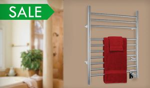 Radiant Black Friday Towel Warmer Sale