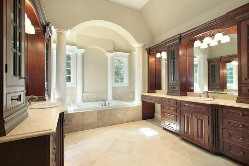 Top 3 opulent bathroom additions that won