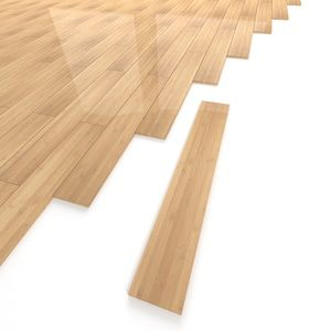 Bamboo Flooring Planks For Careful Selection And Use Over Radiant Heat