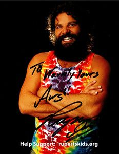 Rupert Boneham and WarmlyYours