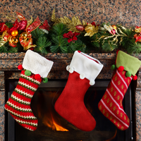 Stockings hung by the chimney
