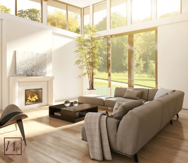 Radiant heated floors are a must-have in Minnesota.