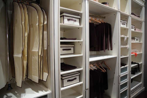 Like a well-designed closet, the perfect mudroom has storage for everything