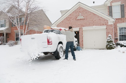 Why summer may be the best time to install a snow melting system