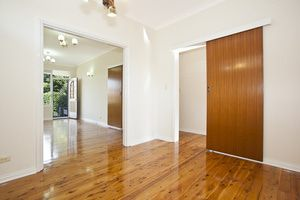 No-step thresholds and wider doorways provide greater accessibility