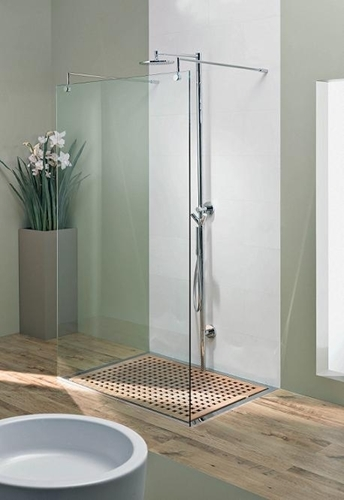 Universal design is a good choice for individuals who want a bathroom that will be safer for them as they age