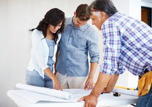 remodeling customers are mostly women