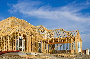 Construction spending showed positive growth in October