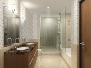 Bathroom remodeling is expected to be a huge trend this year