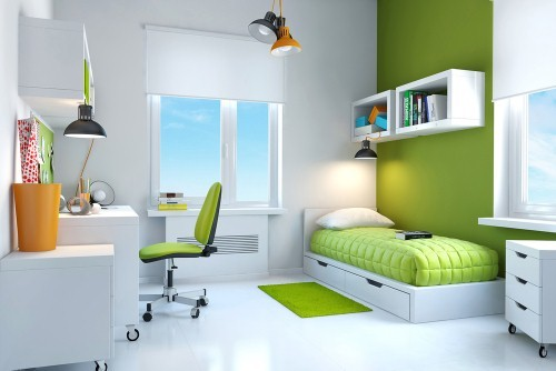 Helping your kids design and decorate their own bedrooms