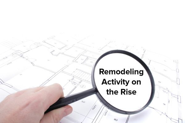 Remodeling Activity on the Rise
